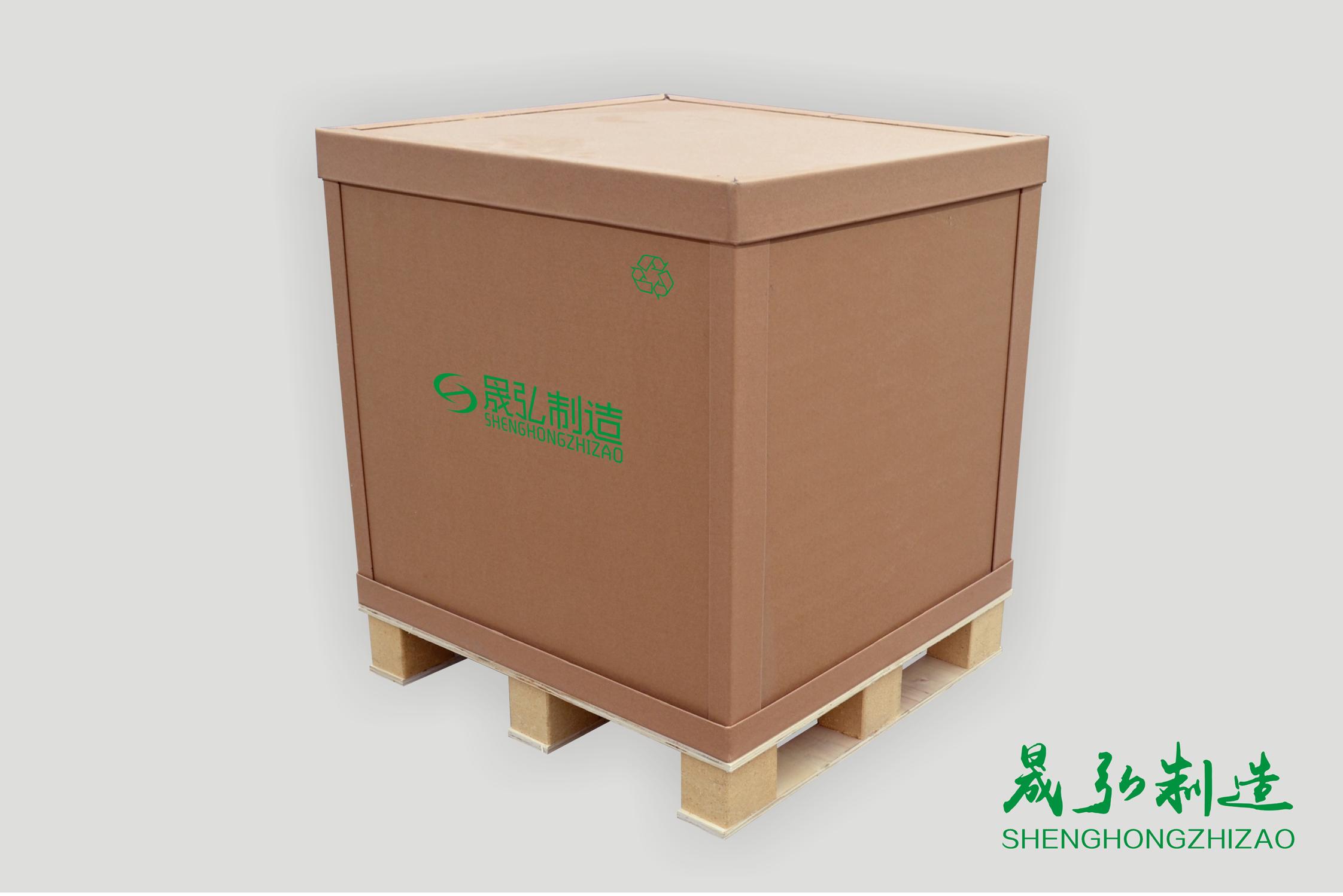 纸木结合包装箱介绍